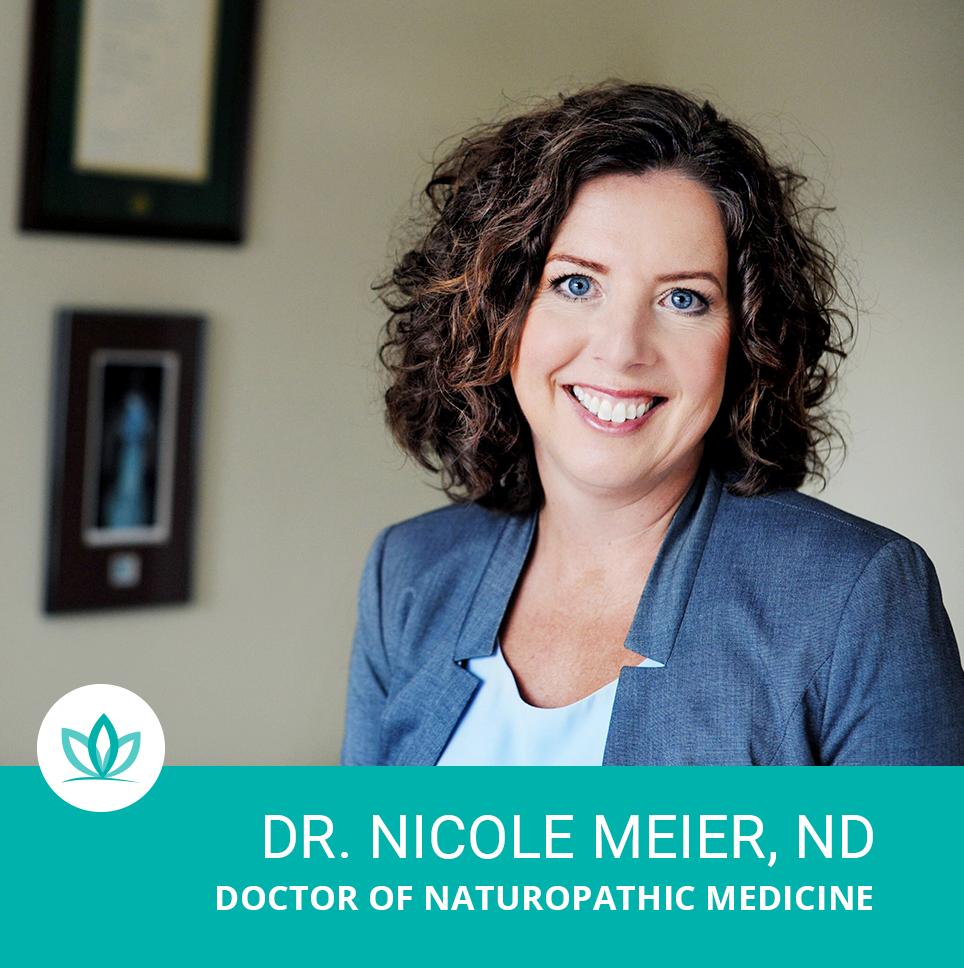 Dr. Nicole Meier, ND